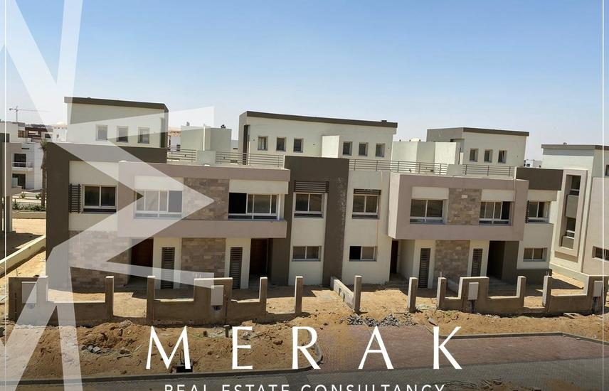Twin House For sale at Hyde Park New Cairo