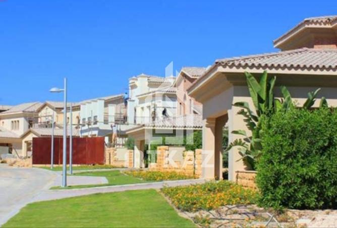 Fully Finished Chalet In Marassi Resale with installments over 8 years