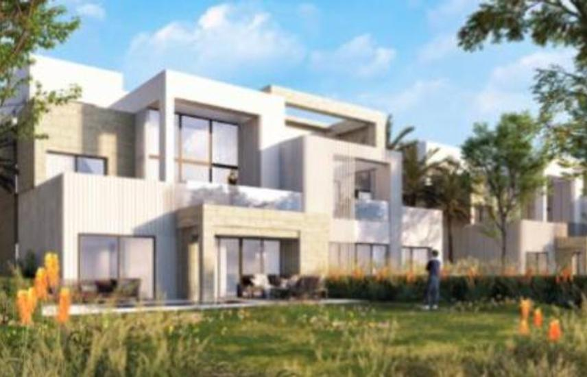 The first chalet in Fifth Settlement Zed East5%DP