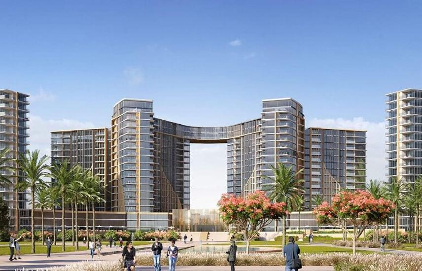 Apartment 102m for sale-Sheikh Zayed installment