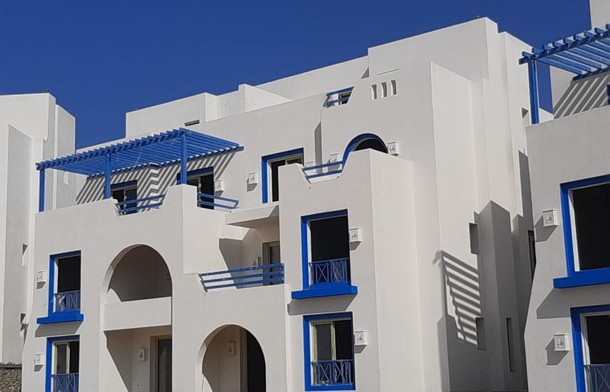 chalet ground floor at mountain view in a good location & installments