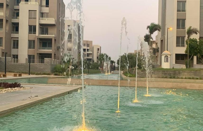 Duplex 255m2 in Village Gardens KatameyaPalm Hills
