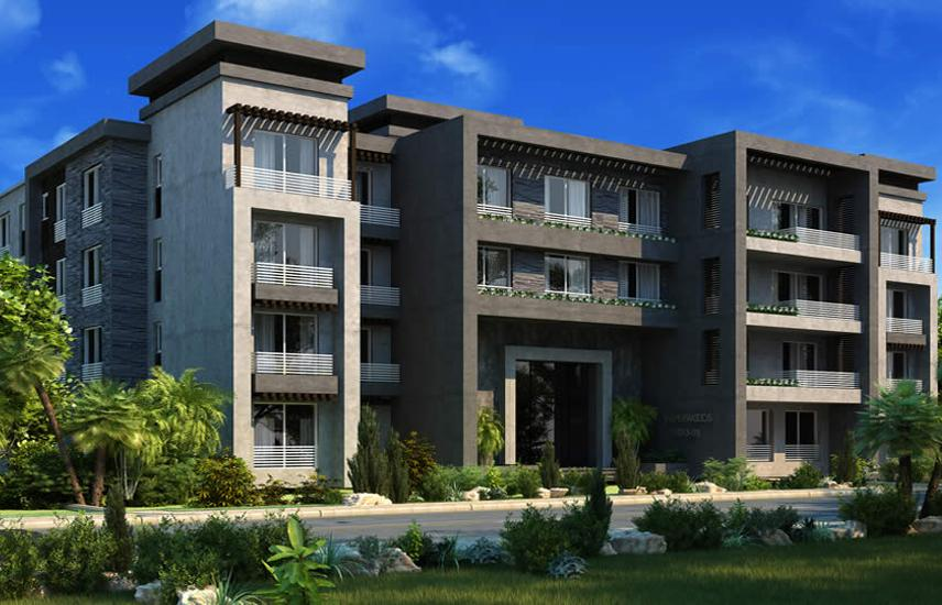 Apartment For rent 175m in Jasperwoods,New Giza .