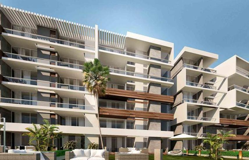 Apartment-Palm Hills New Cairo - With Installments