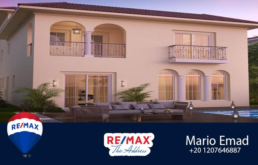 Standalone villa at Hyde park new Cairo for sale