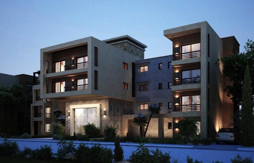 New Giza Westridge Pyramids Views Apartment 215M