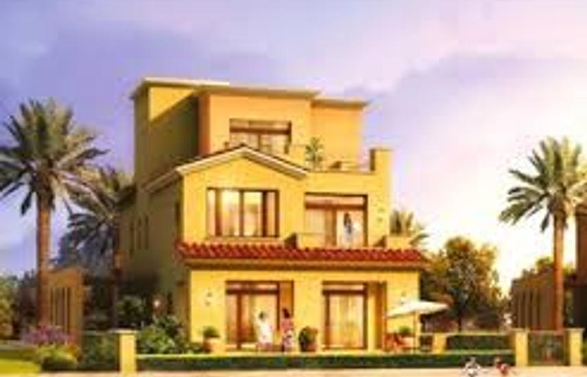 villa with open view golf lagoon with installment
