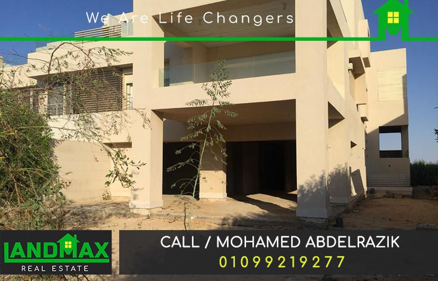 Semi Finished Chalet For Sale In Hacienda Bay