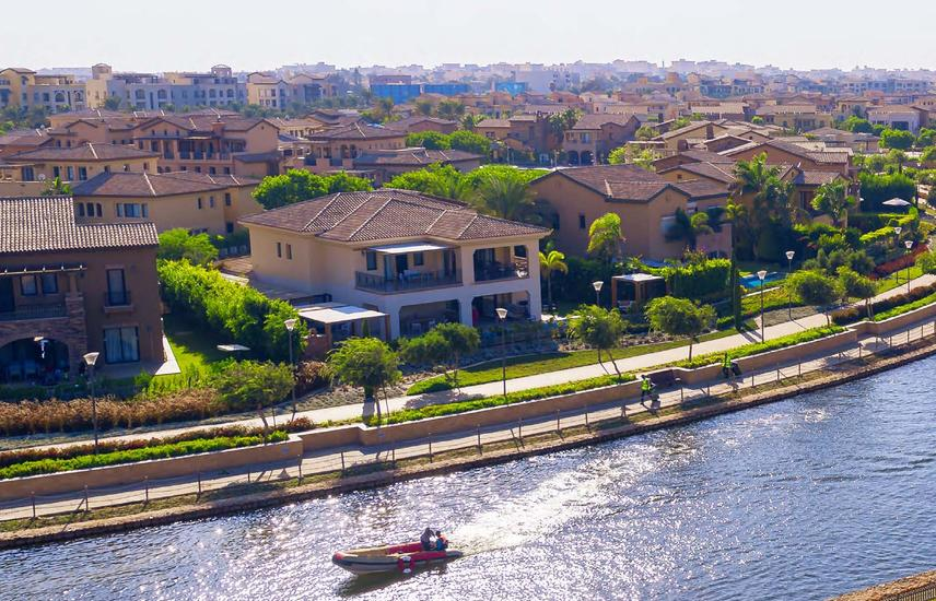 Villa| Golf and Lake View| Facing north | Marassi