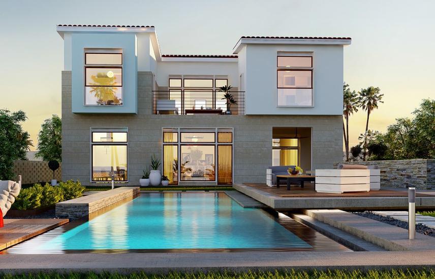 villa for sale in Ceaser Sodic sea view