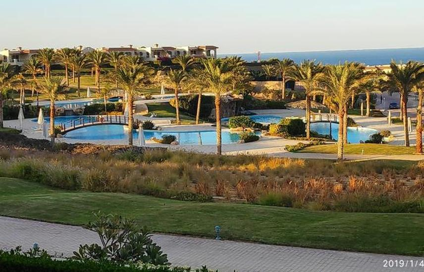 Chalet sale with amazing sea view and pool view .
