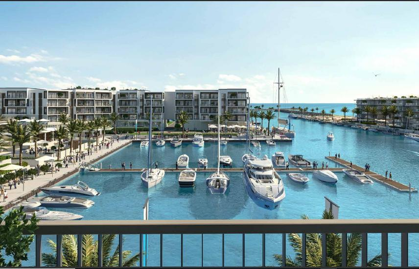 Penthouse   direct sea view   5 bedrooms   Marassi