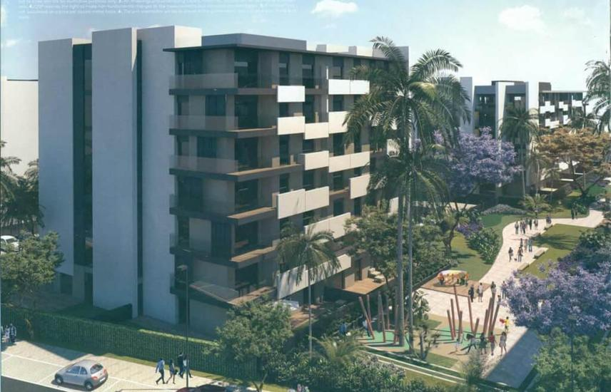 Offer for a limited period on units of courtyard