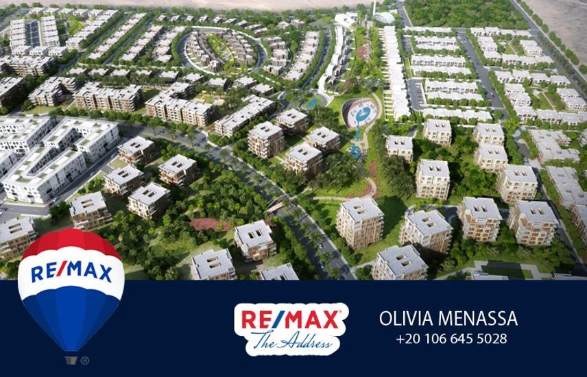 Apartment For sale in Taj City 112m + Garden