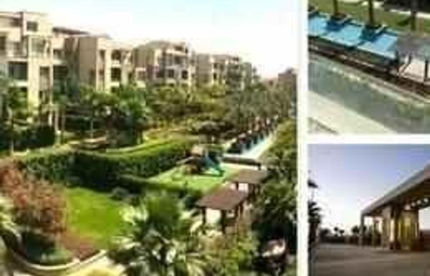 Apartment 150M haptown mostakbal city DP 180,000 .
