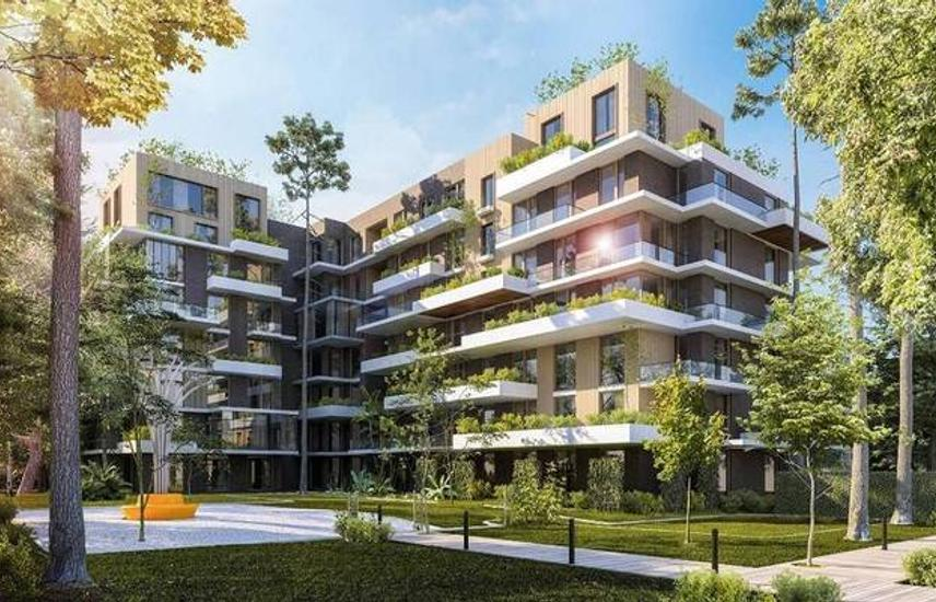 Apartment Il Bosco New capital 10% over 7 years