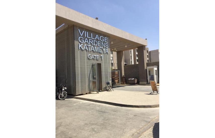 Vgk village Garden katameya apartment 155 m