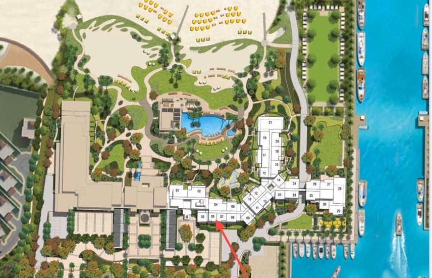 Apartmnet Marassi Address beach 100m North Coast
