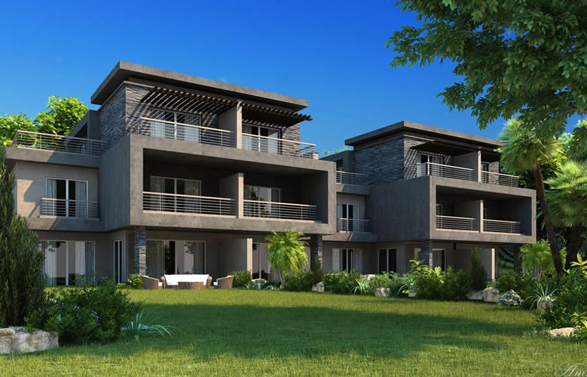 New Giza Ivory Hill Corner Deluxe Townhouse 628M