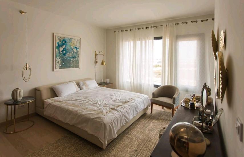 fully finished Apartment for sale Burouj-ELshrouk